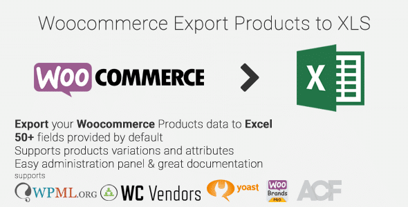 Woocommerce-Export